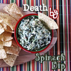 Death By Spinach Dip Easy Hot Spinach Dip Recipe
