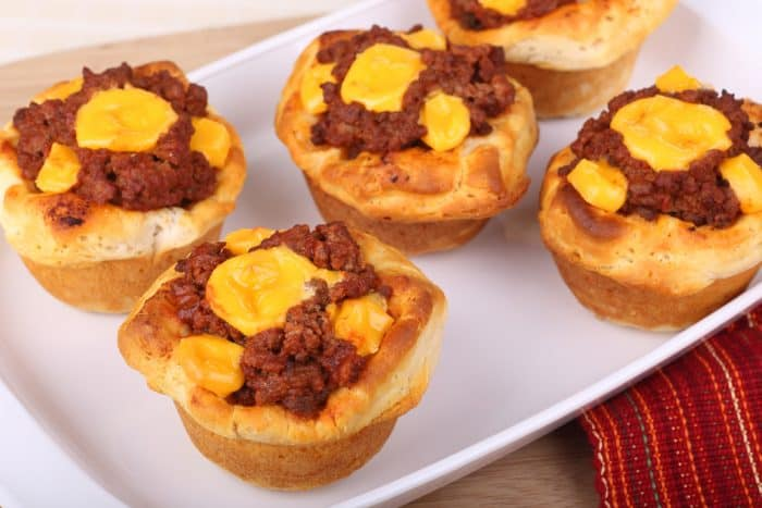 Make these BBQ Biscuit Cups when you're pressed for time and need some comfort food. Dinner doesn't get much easier than this 4 ingredient recipe!