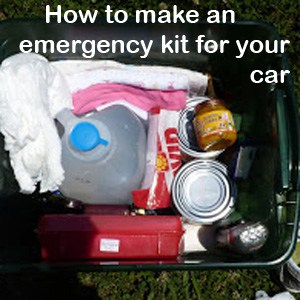 A tornado-induced power outage caught us unawares, so I talk about a few of the things we were actually properly prepared for, including an emergency car kit checklist! Build your own emergency car kit and you won't regret it.