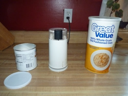 How to make an oatmeal bath. Save some money by making your own oatmeal bath recipe instead of buying packets at the store