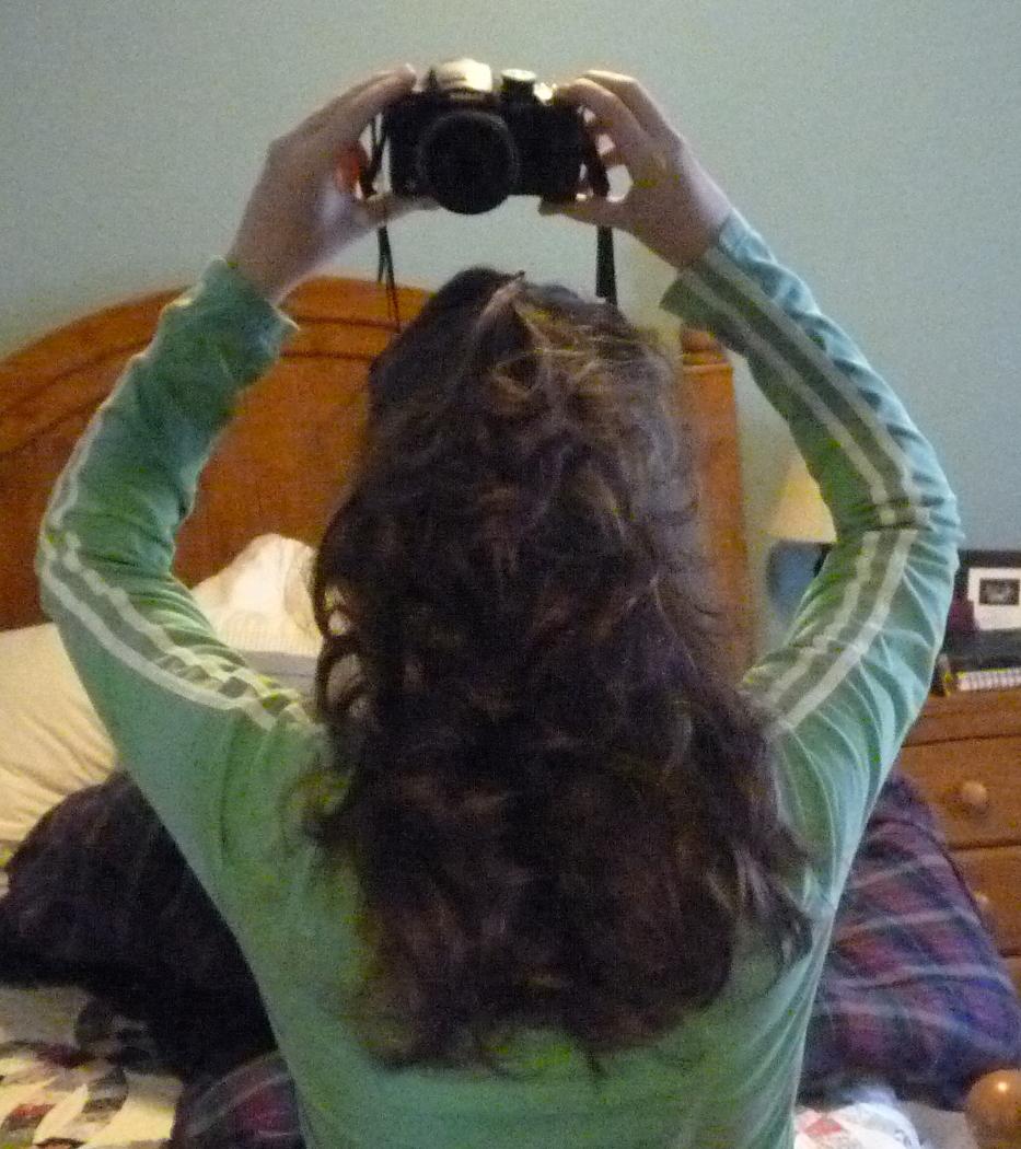 Sock Bun Curls For Naturally Curly Hair