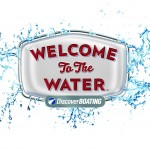 welcome to the water discover boating logo