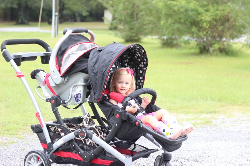 Contours Options Elite Tandem Stroller Review - Sweet T Makes Three
