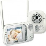 vtech safe and sound video monitor