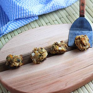 Clam Stuffed Mushrooms Recipe - Sweet T Makes Three