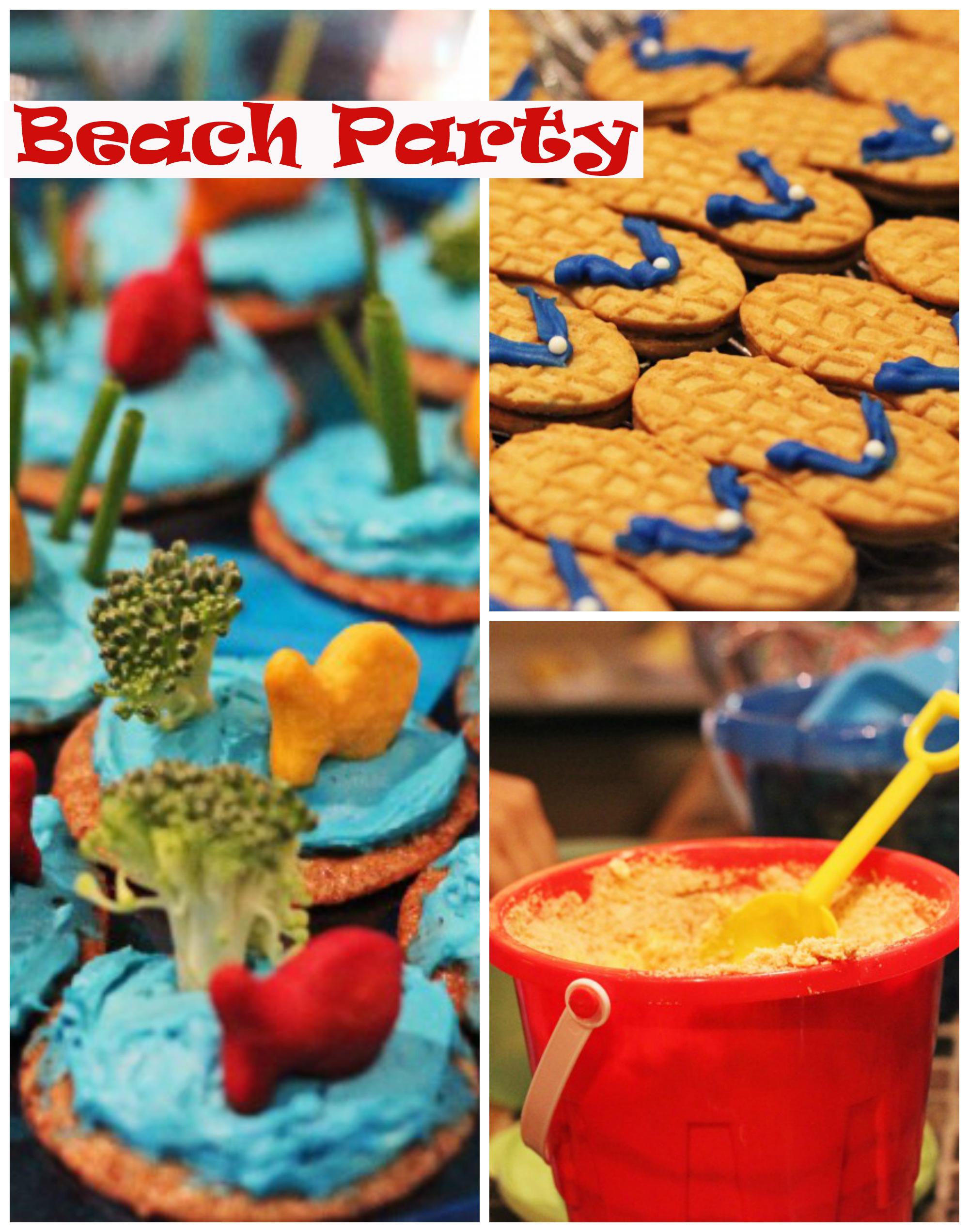 Beach Party Ideas Beach Themed Party Beach Theme