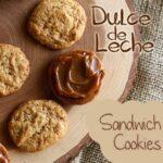 Dulce de Leche Cookie Sandwiches
