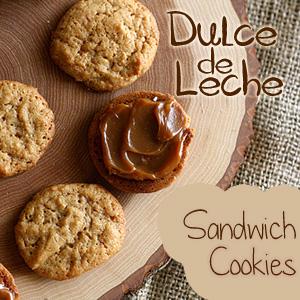 Dulce de Leche Sandwich Cookies Recipe