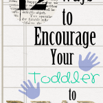 12 Ways to Encourage Your Toddler To read @SweetTMakes3