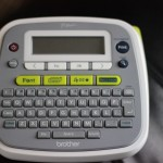 brother p-touch labeler system label maker