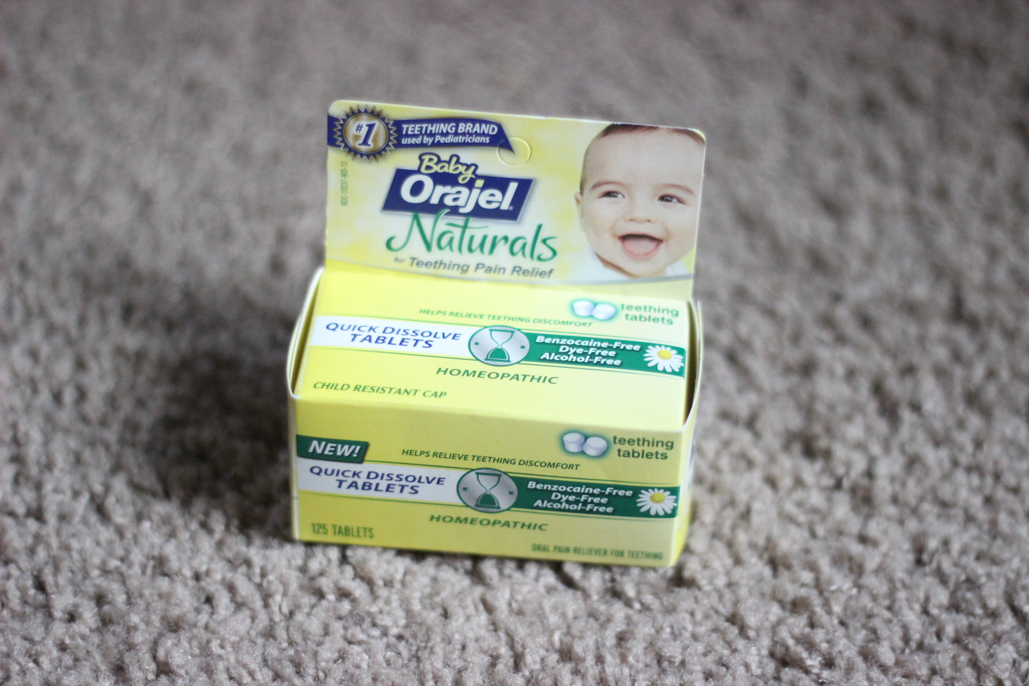 50 Target Gift Card Giveaway From Baby Orajel Naturals