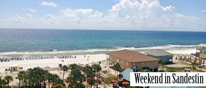 weekend in Sandestin