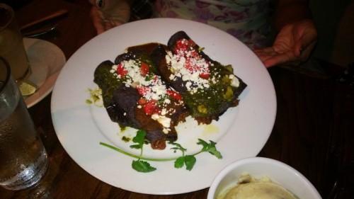 Barbacoa Beef Enchiladas