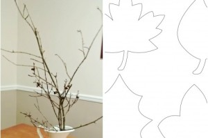 Cultivate an attitude of gratitude with this Thanksgiving tree craft. A gratitude tree!