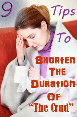 9 ways to shorten the duration of a cold