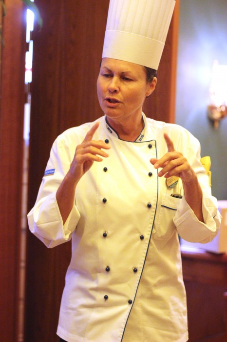 Liberty of the Seas Chef