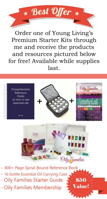 special offer for young living