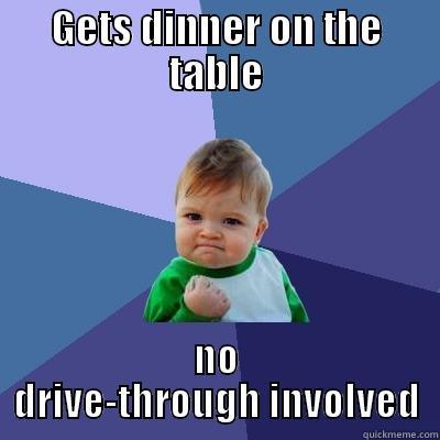 winning dinner