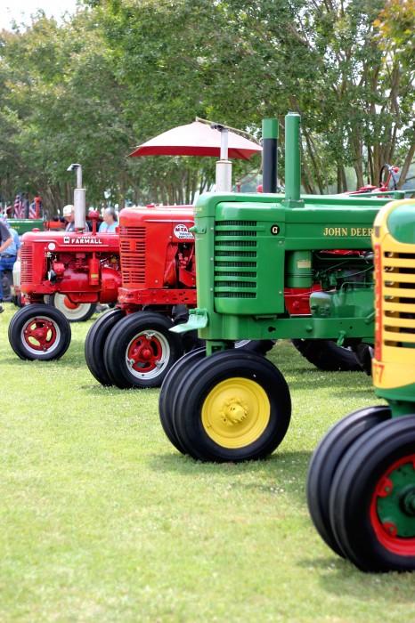 Alabama Jubilee Tractor Show