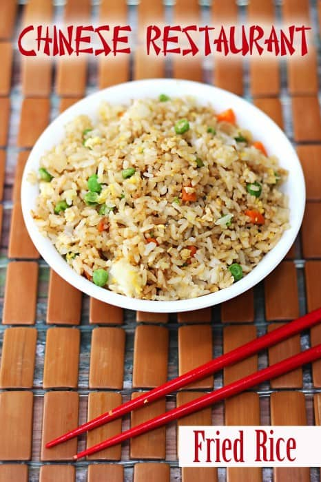 How to cook rice in a rice cooker and make the perfect chinese fried rice recipe