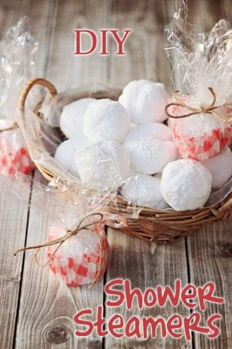 DIY shower steamers using essential oils. There's nothing like eucalyptus in the shower! Ahhh...
