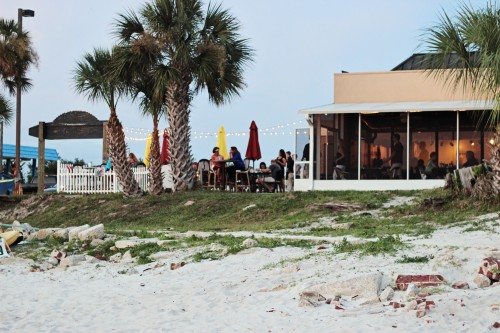LaBrisa Restaurant Gulf Breeze Florida Pensacola Beach