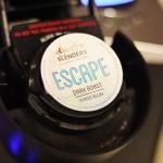 Escape coffee blenders
