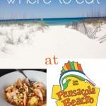 Where to Eat at Pensacola Beach #travel