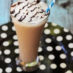 Chocolate Hazelnut Blended Coffee #IDelight