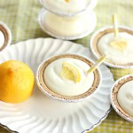 Mini Lemonade Pies