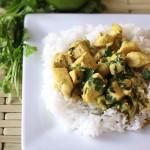 Thai Chicken Curry #glutenfree #dairyfree