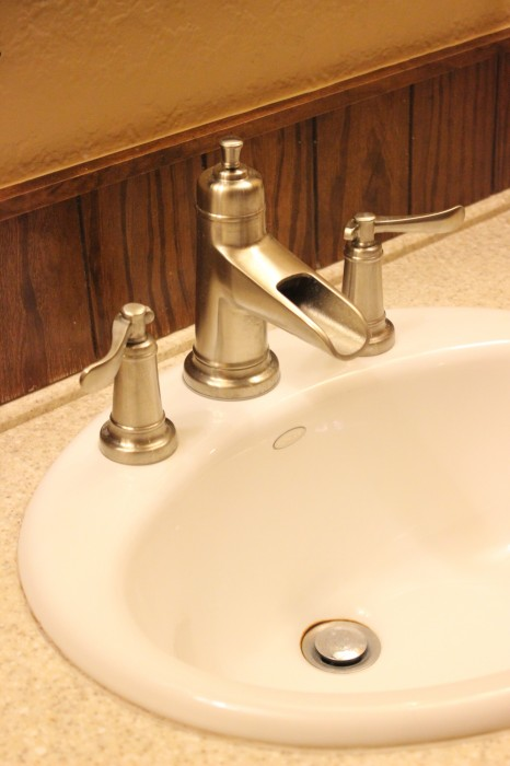 Wilderness Lodge DVC sink