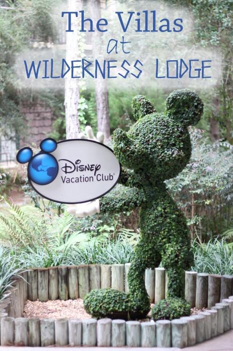 Take a Tour of The Villas At Wilderness Lodge #disneyworld #travel
