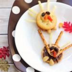 Thanksgiving Turkey Snacks for Fall