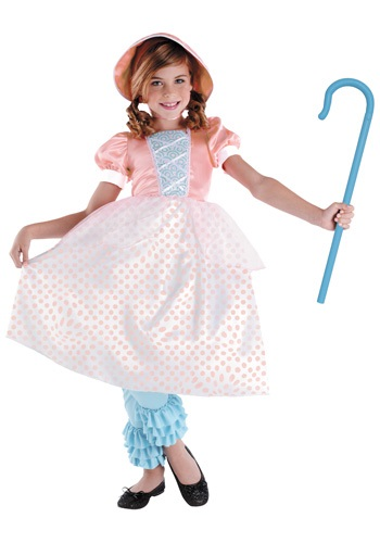 girls-bo-peep-costume