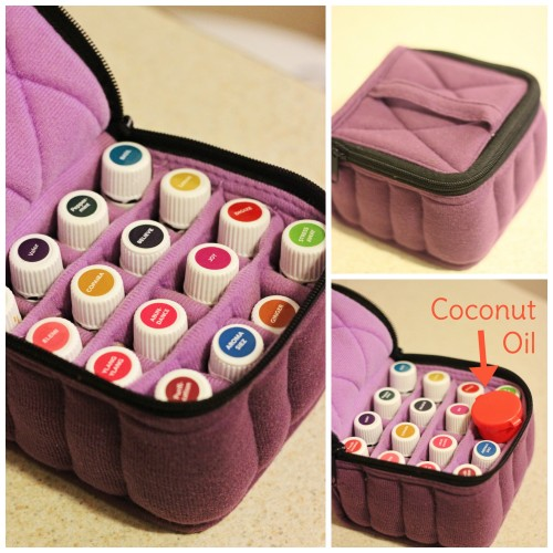 Organizing your Essential Oils on the go