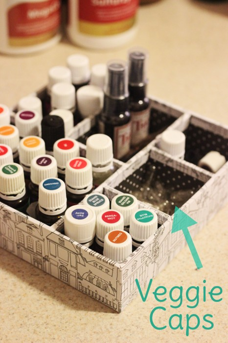 Organizing Essential Oils