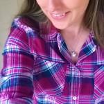 pink flannel