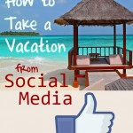 Why you might need a break from social media and how to do it even if your business depends on it!