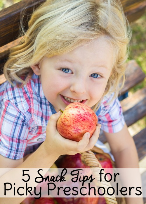 Got a picky eater? Try these snack ideas for kids.