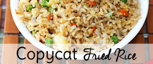 copycat fried rice