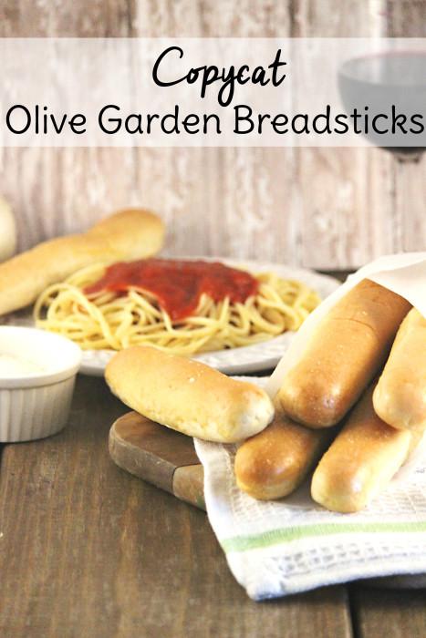 Copycat olive garden breadsticks sweet t makes three - Olive garden alfredo sauce recipe copycat ...