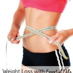 Weight Loss with Essential Oils: Part 1
