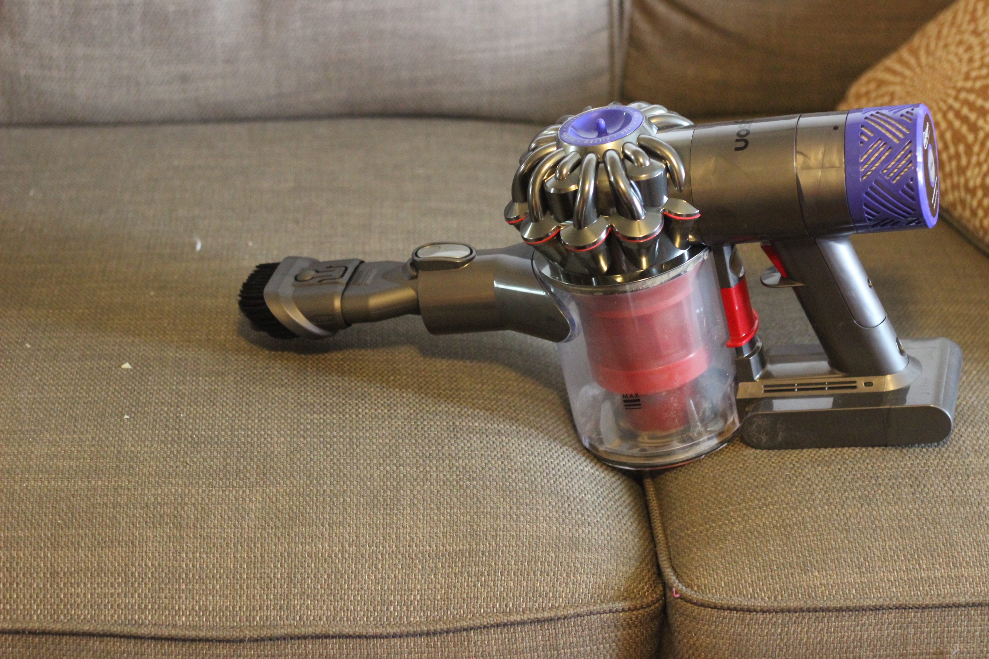 dyson v6 absolute review a powerful cordless vacuum On dyson mini motorized tool review