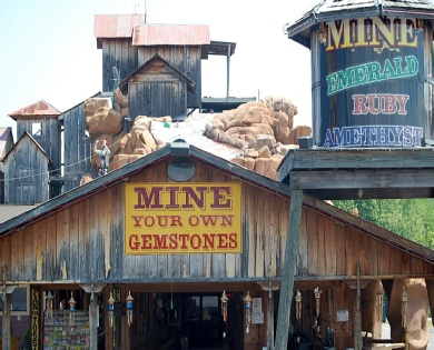 Pigeon Forge Attractions Gem MinePigeon Forge Attractions Gem Mine
