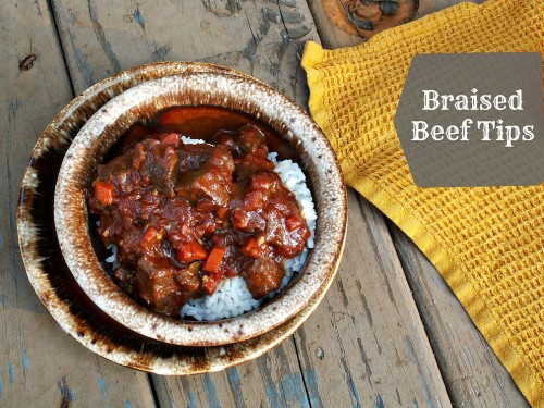 Make braised beef the right way with this authentic braised beef recipe.