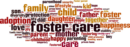 How to help foster families