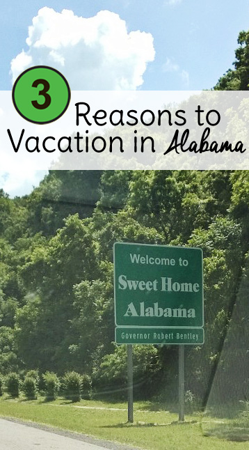 Looking for vacation destinations? Alabama is always a good travel idea. Find out why!