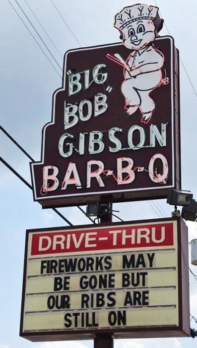 big bob gibson bbq