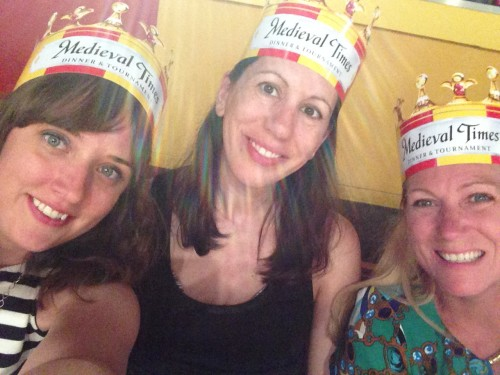 things to do in kissimmee medieval times orlando